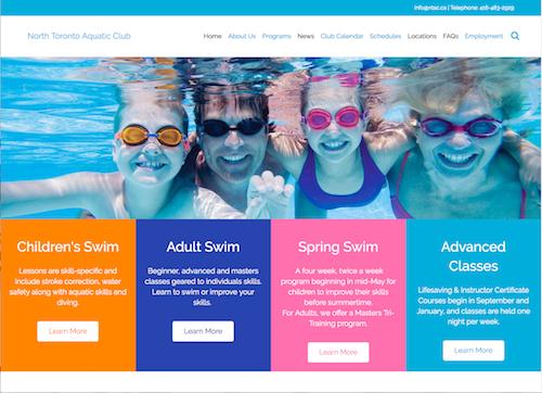 North Toronto Aquatic Club