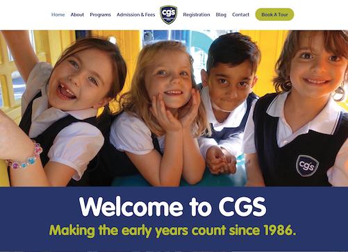 Children's Garden School